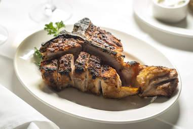 Benjamin Steakhouse, steak