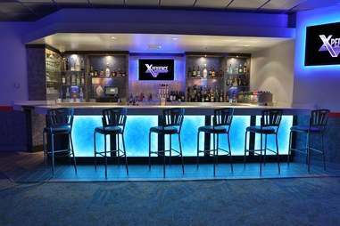 Boston Bowl bar
