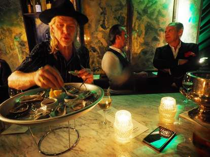 justine's brasserie