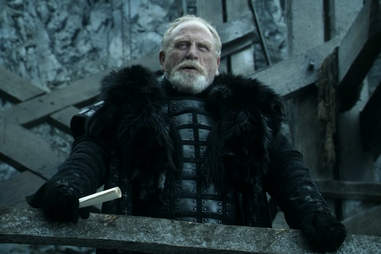 Jeor Mormont HBO Game of Thrones