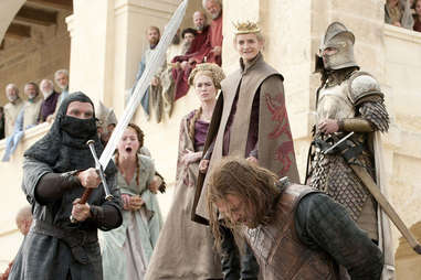 Eddard Stark HBO Game of Thrones