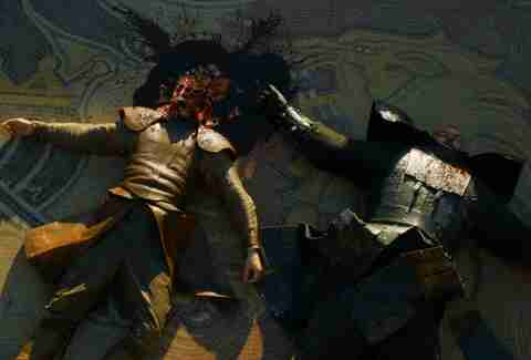 Oberyn Martell HBO Game of Thrones