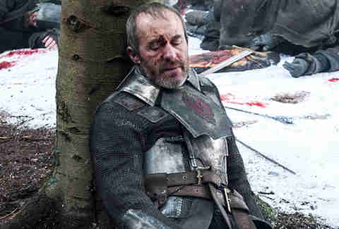 Stannis Baratheon HBO Game of Thrones