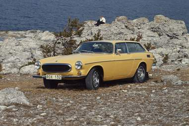 Volvos have a long history of stunning looks