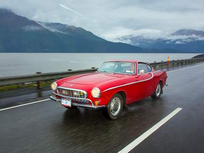 Volvo's heritage is evident, if you look for it
