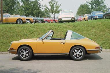 Porsche has changed...not much.