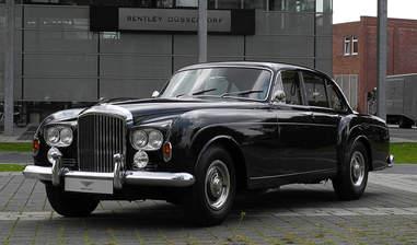 Bentley's heritage is on full display, even today.