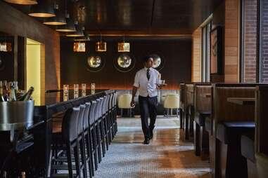 Bourbon Steak Lounge