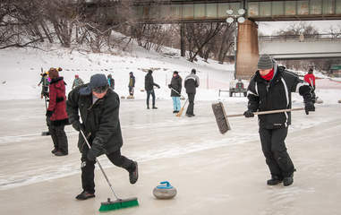 Canadian curling