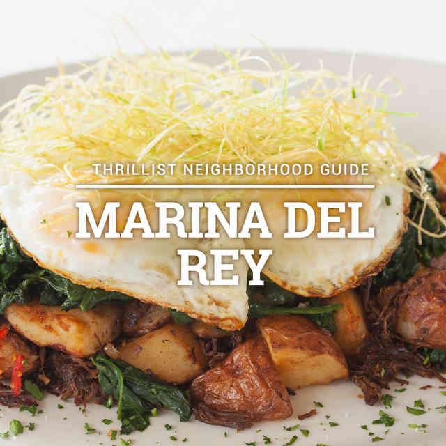 The 14 Greatest Restaurants in Marina del Rey