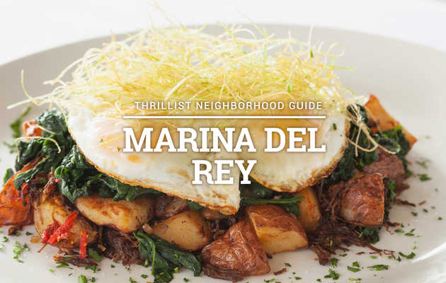 The 14 Greatest Restaurants in Marina del Rey