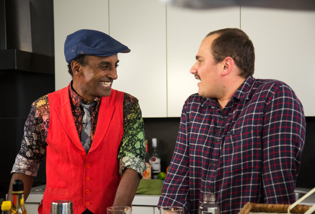 Chef Marcus Samuelsson Whips Up an Epic Picnic Basket