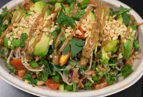Hang Ten Thai salad