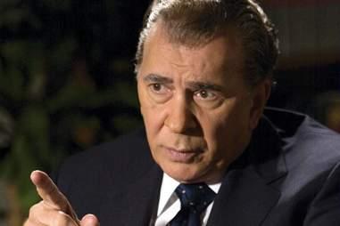 Frank Langella, Frost/Nixon, Ron Howard