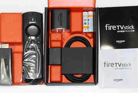 Amazon FireTVStick packaging
