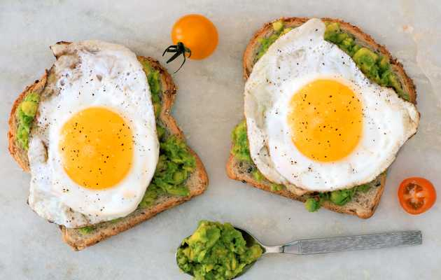 4 Crazy-Healthy Breakfasts Under 300 Calories