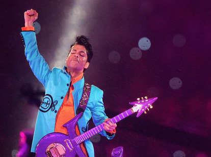 prince live performances