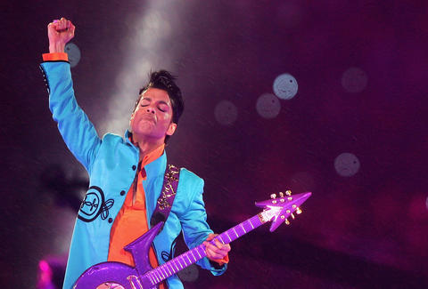 prince live performances