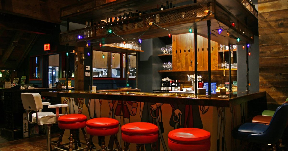 Ticonderoga Club A Atlanta Ga Restaurant