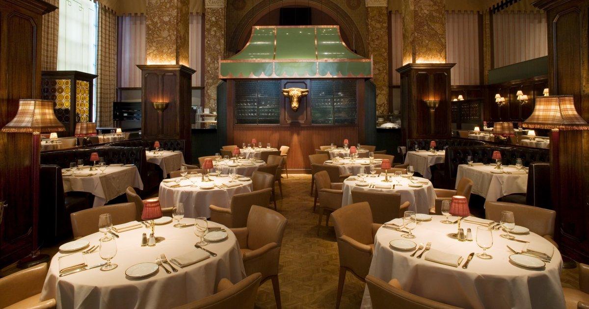 Philadelphia 39 s best steaks thrillist for Best private dining rooms honolulu