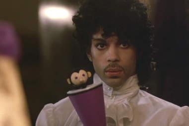 Prince Purple Rain puppet