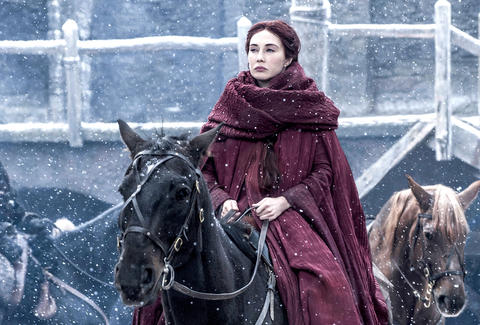 game of thrones red woman melisandre spoiler