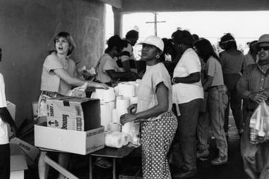LA Riots 1992 Volunteers