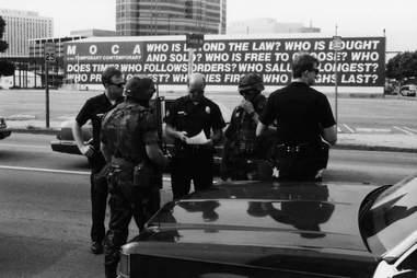 LA Riots 1992 National Guard