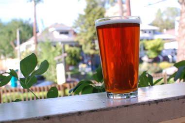 Lompoc Brewing beer