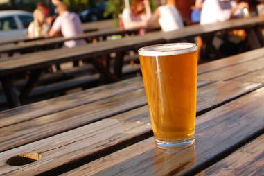Migration Brewing beer