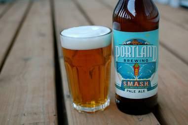 Portland brewing beer