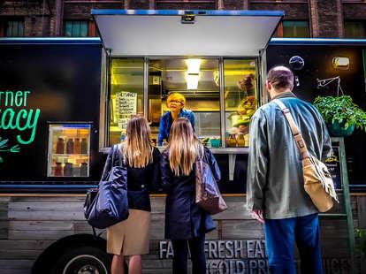 The Corner Farmacy food truck chicago