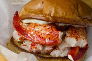 The Happy Lobster food truck