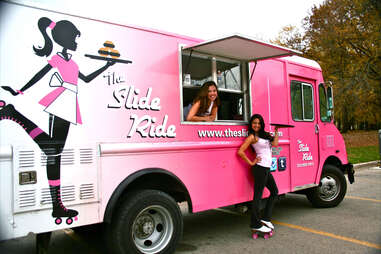 The Slide Ride food truck chicago