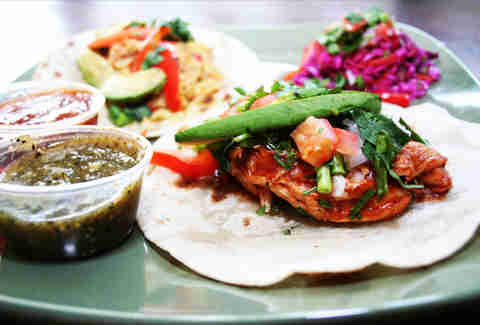 Taquero Fusion food truck chicago