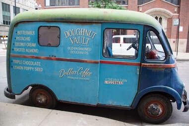 Doughnut Vault chicago food truck