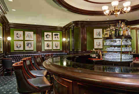 The Best Hotel Bars in DC