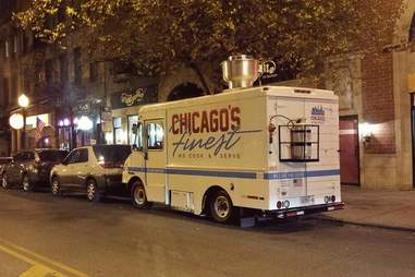 Chicagos Finest food truck