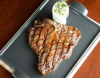 steak, mooo...