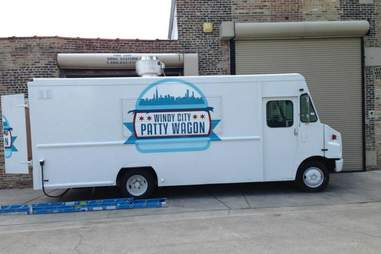 Windy City Patty Wagon food truck chicago