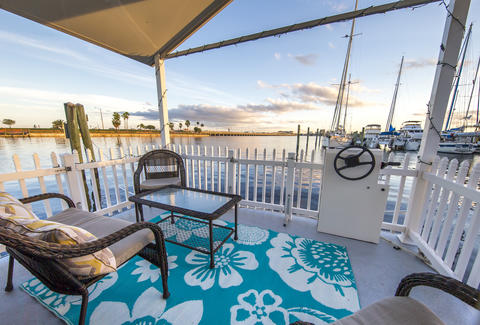 Palmetto Fl Airbnb Houseboat