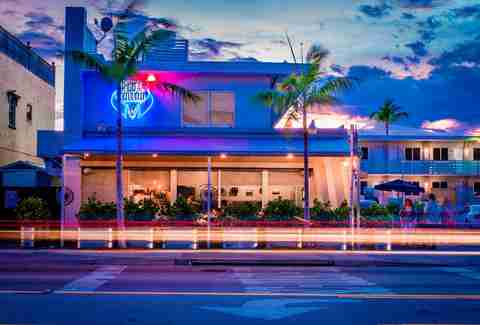 Blue Collar Restaurant Miami