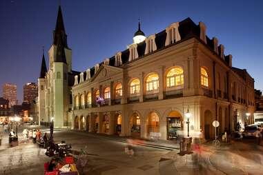 The Cabildo Museum New Orleans, LA