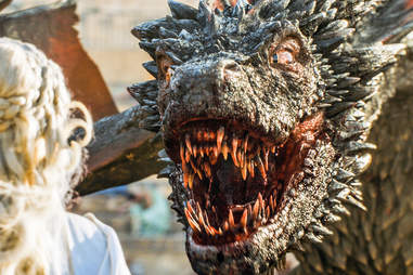 HBO Game of Thrones dragon