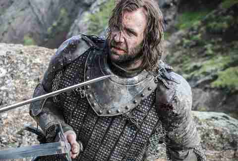 Sandor Clegane Game of Thrones HBO
