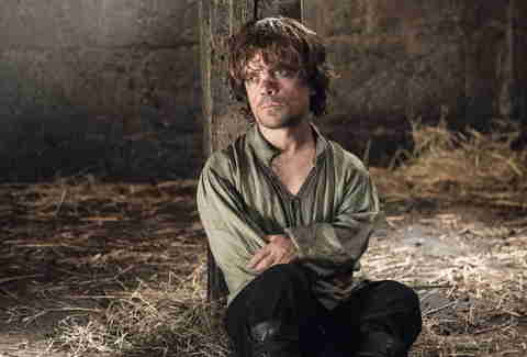 Tyrion Lannister HBO Game of Thrones
