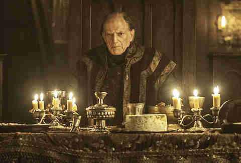 Walder Frey HBO Game of Thrones