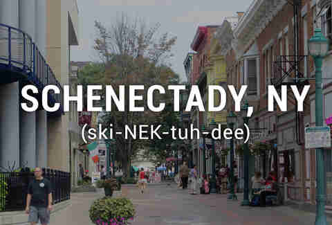 schenectady new york