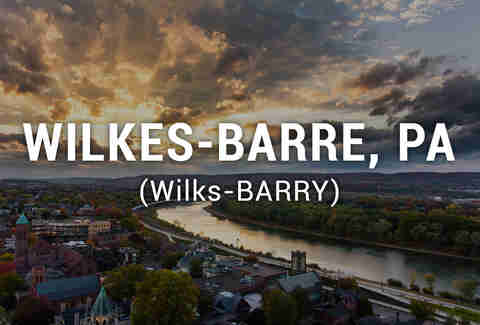 wilkes barre Pennsylvania