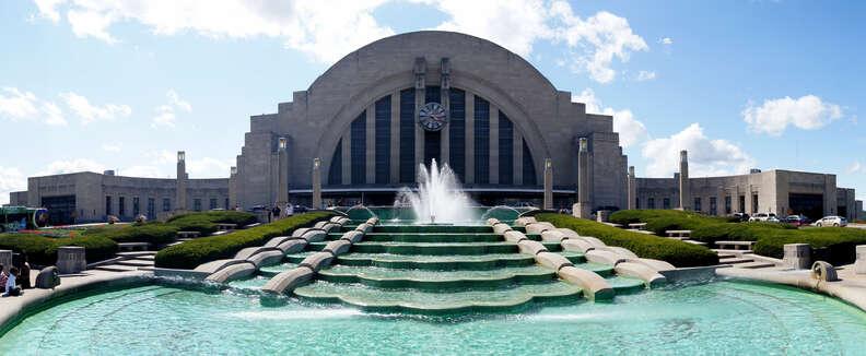 Cincinnati Museum Center Cincinnati, OH